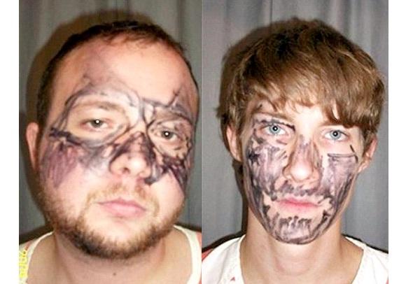 A Permanent Mark-Dumbest Criminals