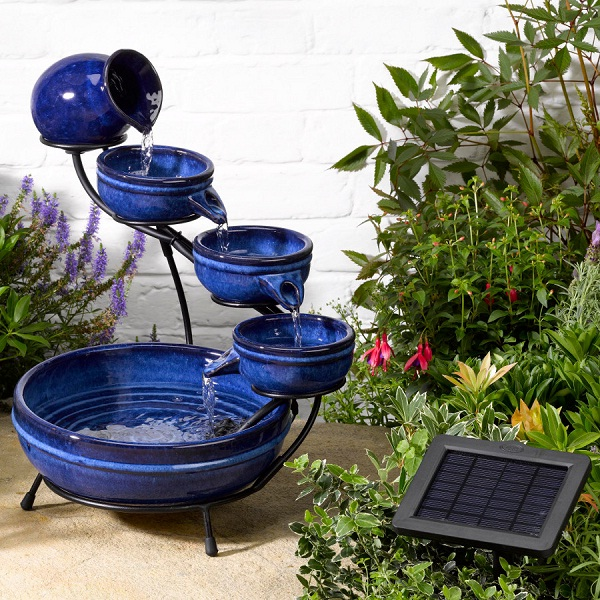 Water fountains-Popular Solar Powered Things