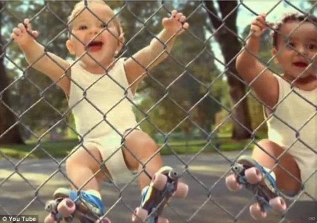 Roller baby-Most Viral Videos Of All Time