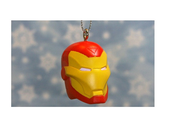 Iron Man-Geeky Christmas Decorations