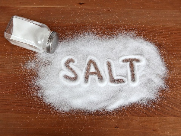 Salty food-Foods That Lead To Cancer
