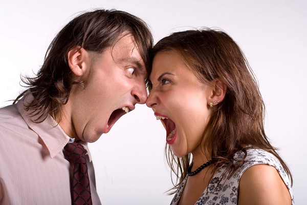 Arguments-Most Common Reasons For A Divorce