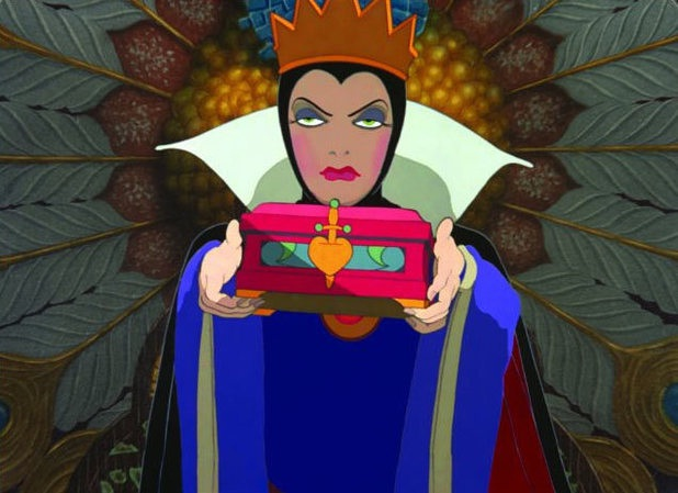 Queen Grimhilde-Best Disney Villains