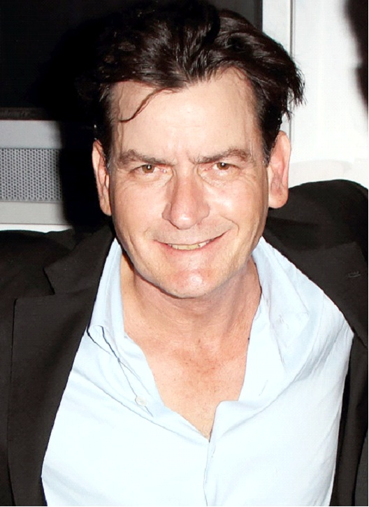 Charlie Sheen-Most Racist Celebrities