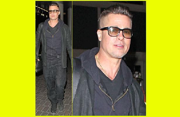 Brad Pitt-Shocking Celeb Movie Transformations
