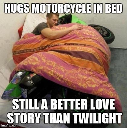 "Well it is powerful-11 Best ""Still A Better Love Story Than Twilight"" Memes"