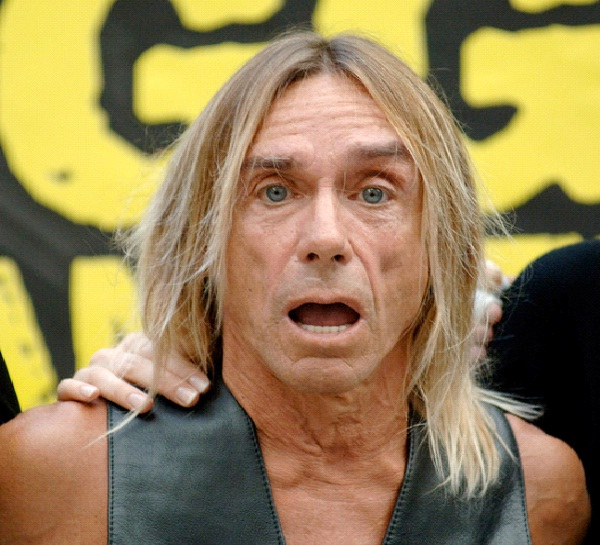 Iggy Pop-Most Ugly Celebrities