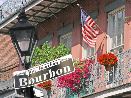 New Orleans-Best Cities For A Bachelorette Party