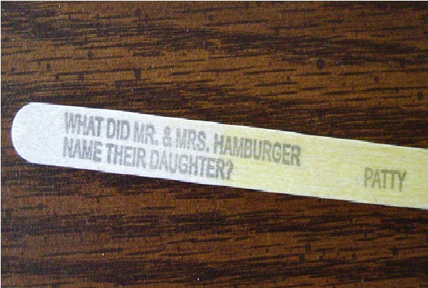 Burger-12 Funniest Popsicle Stick Jokes That Will Make You Lol