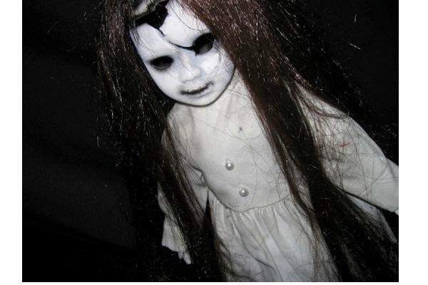 Exorcist-Creepiest Dolls Ever