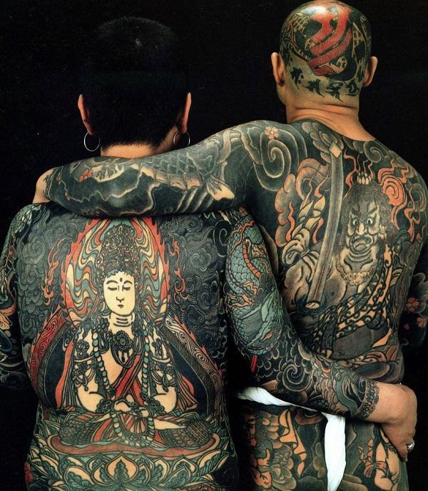Japanese-Full Body Tattoos