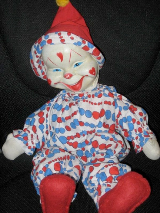 Clown Doll - Poltergeist-Most Scary Demon Toys In Movies