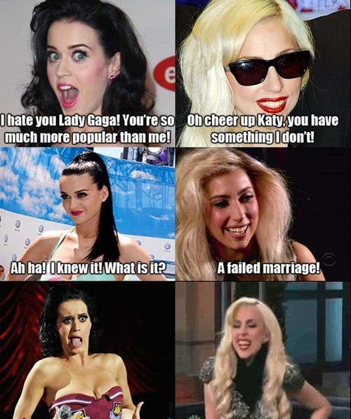 Lady Gaga probably would troll-Best Celebrity Trolling Photos