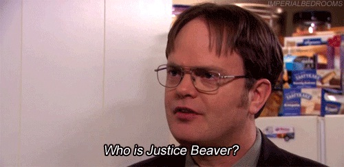 We know to ignore celebrities-Dwight K Schrute Is A Life Coach