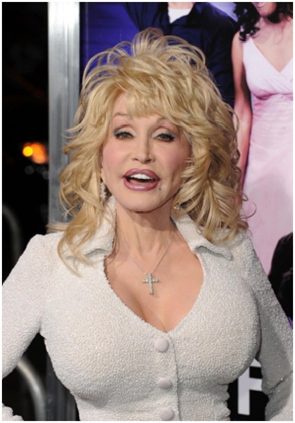 Dolly Parton's Breasts-Celebrity Body Parts Insured For Millions