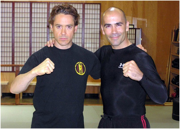 Downey Jr. Practices Wing Chun-Things You Didn't Know About Robert Downey Jr.