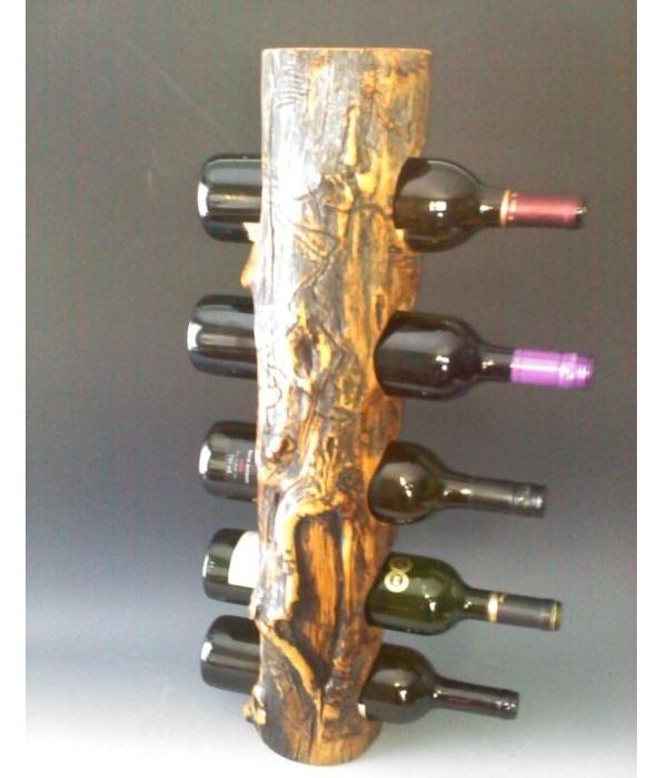 бутылочница деревянная своими руками