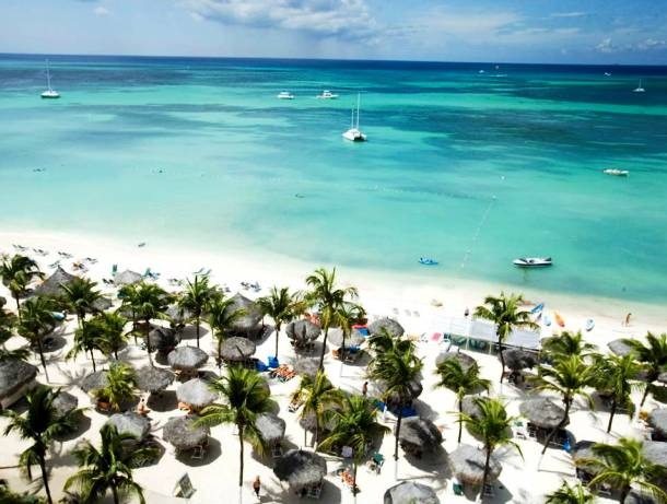 Aruba-Best Honeymoon Destinations