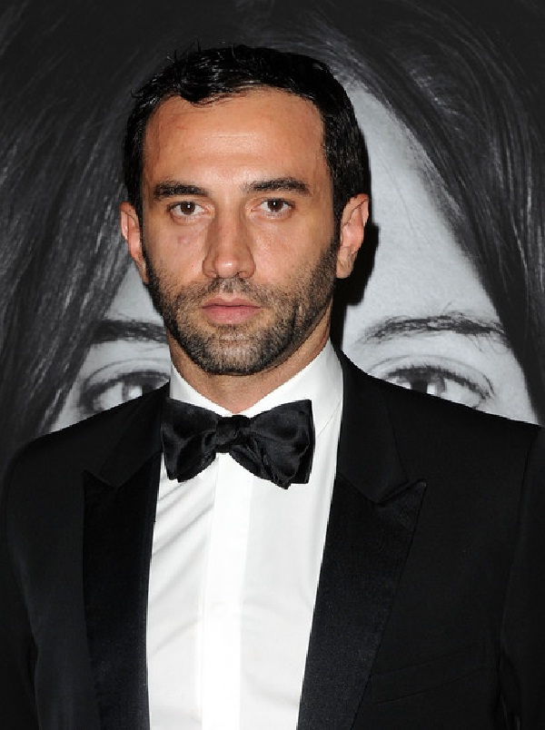 Riccardo Tisci Best Fashion Designers In The World