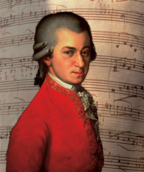 Mozart-Autistic People Who Got Famous