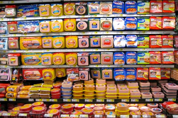 Processed Meats-Foods That Cause Headache