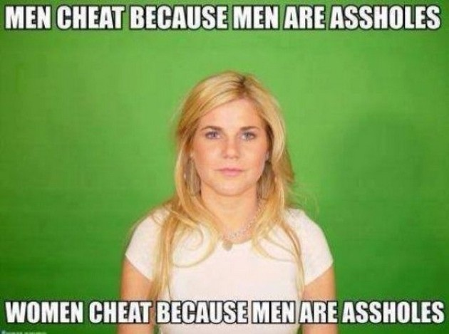 Unable to win-24 Funniest Women Logic