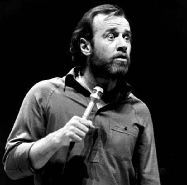 George Carlin-Famous Comedians Ever