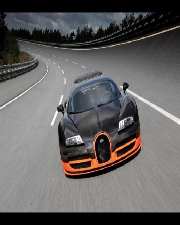 Veyron Super Sport-Most Expensive Cars In The World