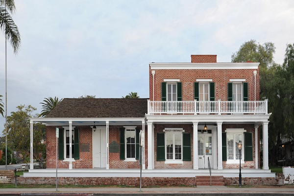 Whaley House, San diego-Most Haunted Places In USA