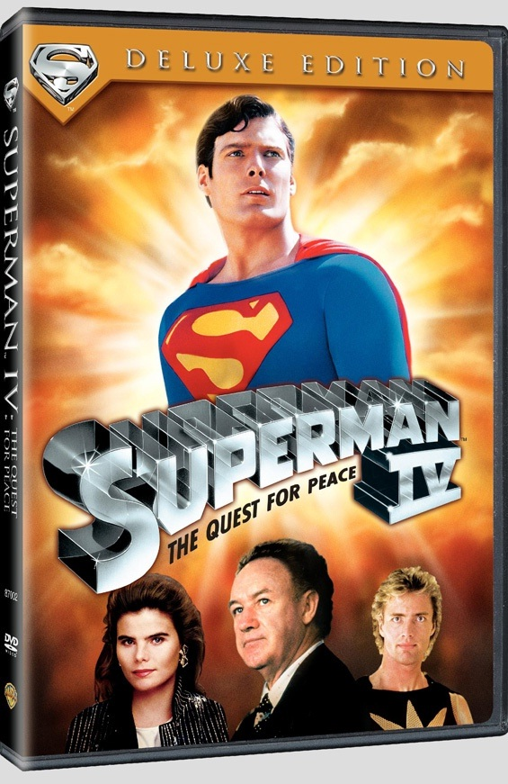 Superman IV-Superhero Movies That Disappointed Us
