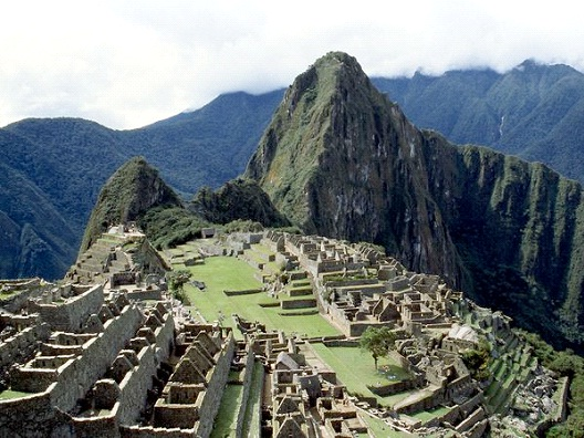 Machu Picchu - South America-Most Beautiful Architectural Structures In The World
