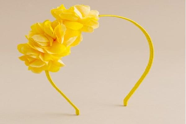 Fabric-Amazing Headbands You Can Make Yourself