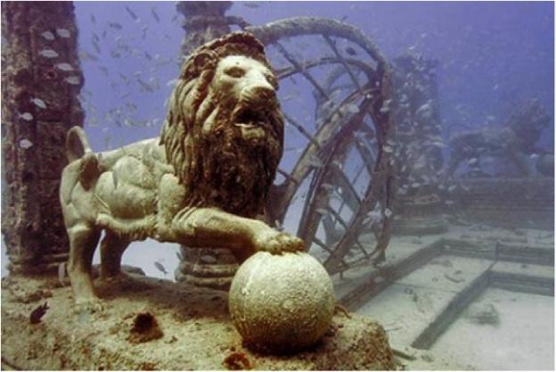 Under the Sea-Unique Cemeteries