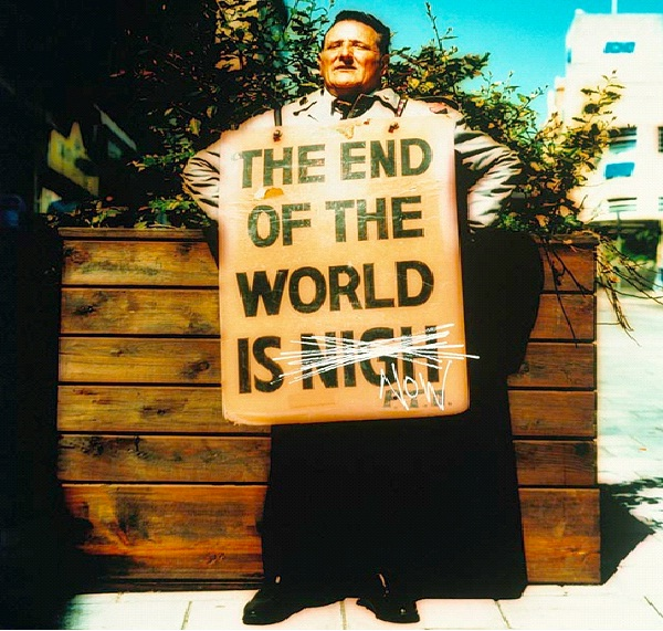 Nigh Hitler-Hilarious End Of The World Signs
