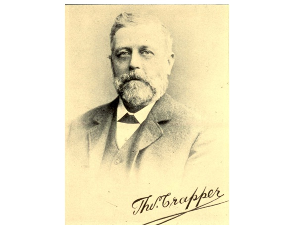 Thomas Crapper - The Toilet Builder-Things You Didn't Know About Toilets