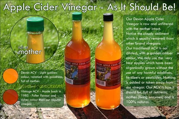 Apple cider vinegar-Simple Home Remedies For Indigestion Problems