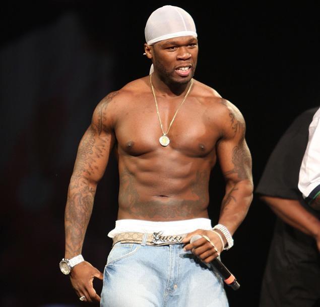 50 Cent-Famous Rappers