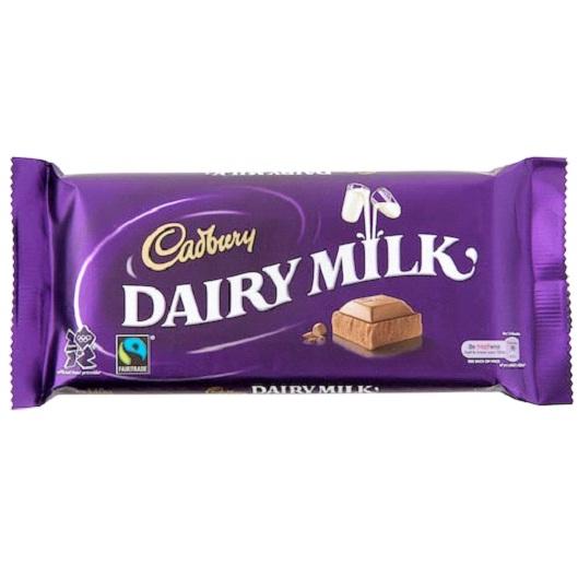 Cadbury-Top 12 Chocolate Companies