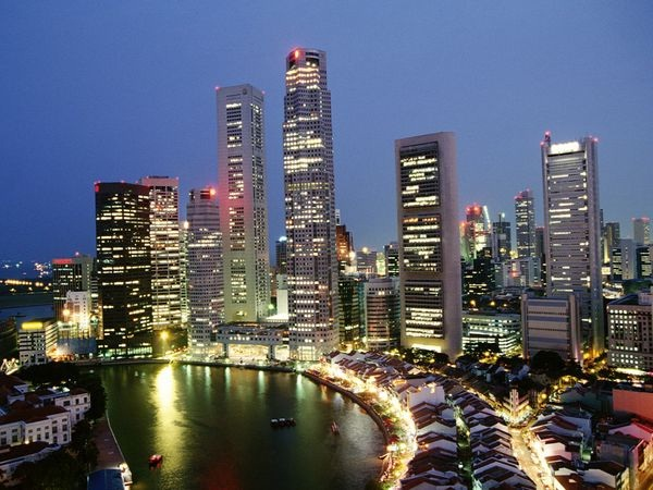 Singapore-Neatest Countries In The World