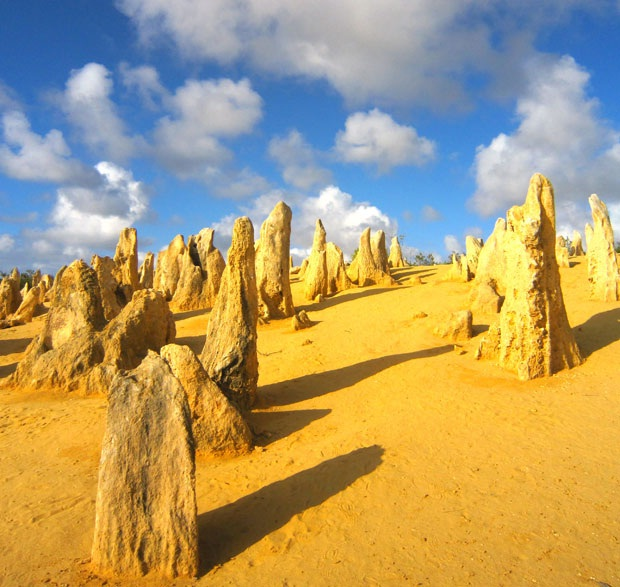 Pinnacle Desert-Amazing Landscapes Around The World