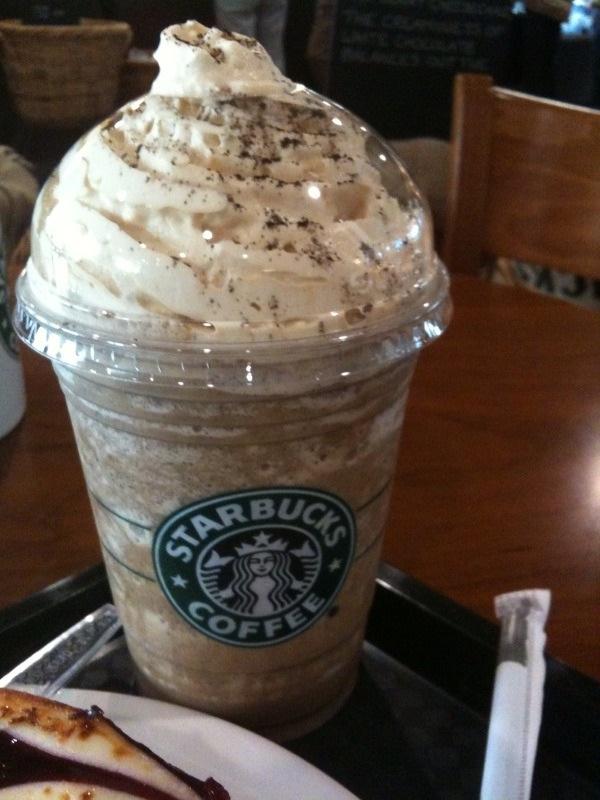 Biscotti frappuccino-Starbucks Secret Menu Items You Didn't Know