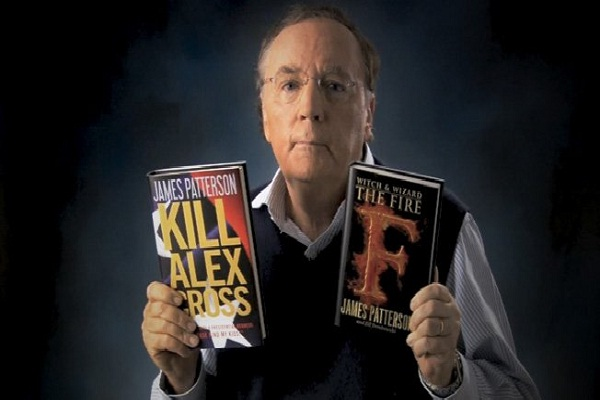 James Patterson-Richest Authors In The World