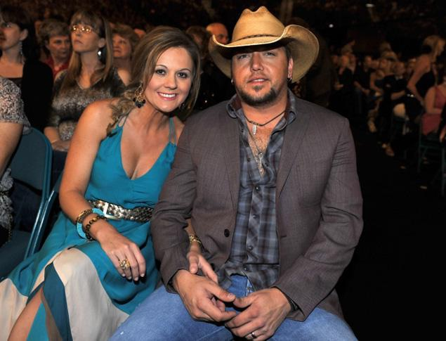 Jason Aldean-Celebs Who Were Caught Cheating