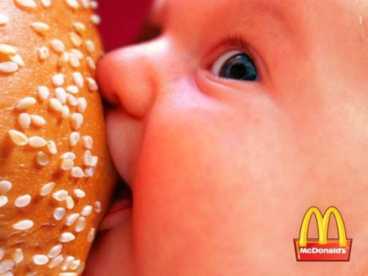 Growing Up On McDonalds-Most Creative McDonald's Ads