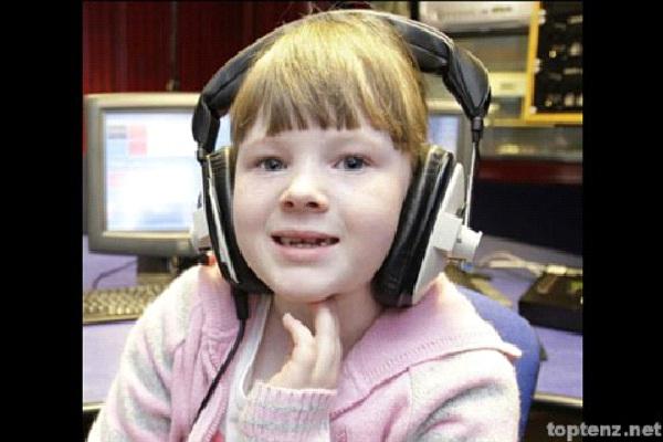 Elaina Smith - 9 Year Old Counselor-Extraordinary Child Prodigies