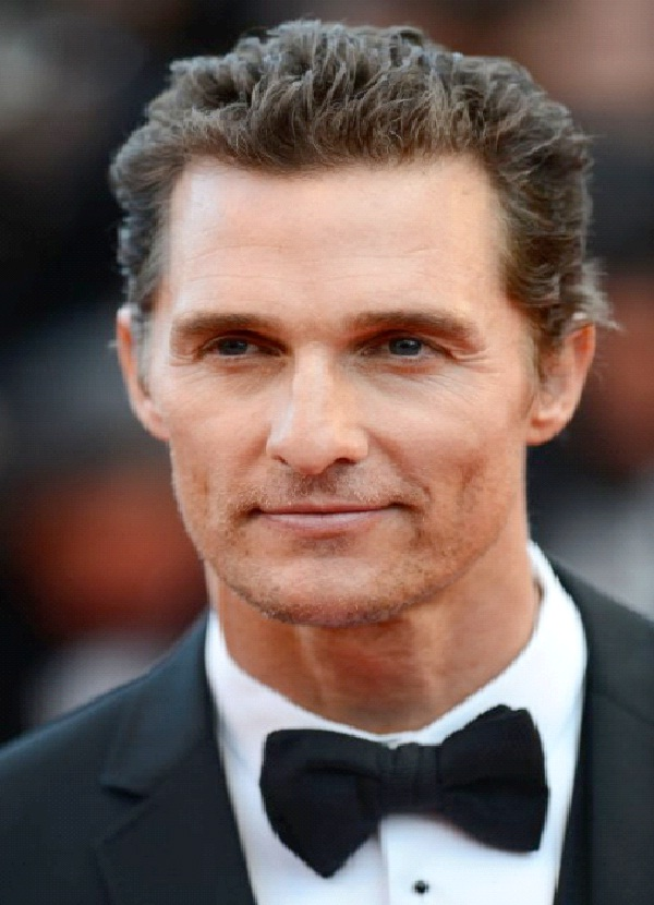Matthew McConaughey-Hottest Fathers In Hollywood