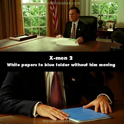 Powerful paper-24 Movie Mistakes You Never Noticed