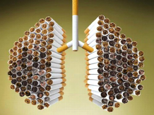 Cigarette Smoking Doesn't Play A Major Role In Lung Cancer-Predictions About The Future That Failed