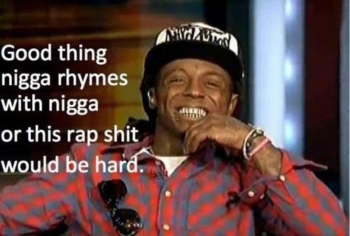 Limited vocabulary-Worst Rap Logic