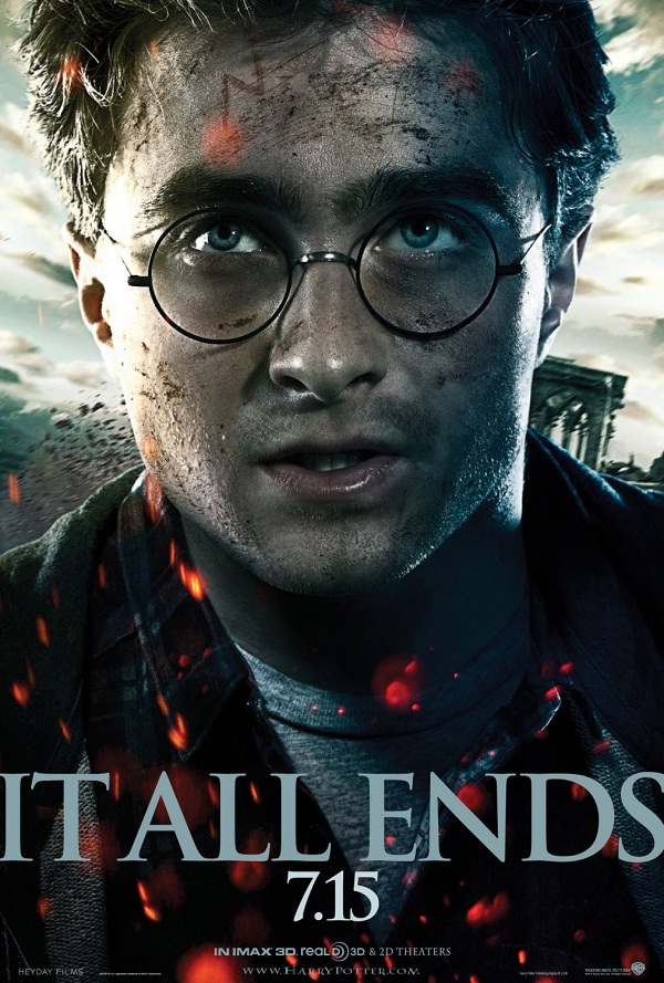 Harry Potter and the deathly Hallows Part 2-Highest Revenue Generating Movies Ever
